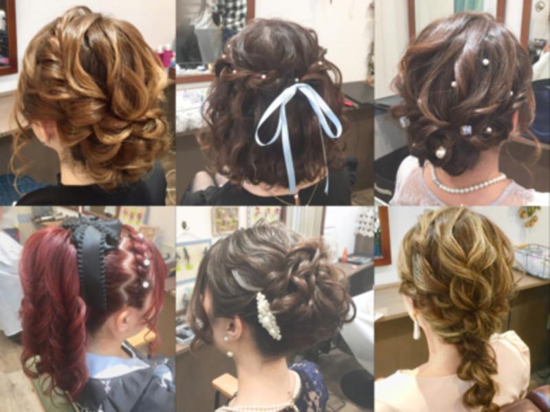 Hair Set Salon Cotton Hair ヘアセットサロン コットンヘア ヘア