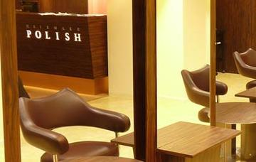 HAIR MAKE POLISH 桂店