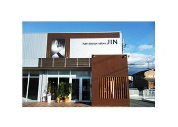 hair doctor salon JIN