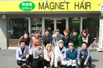 MAGNET HAIR 段原店