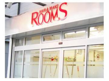HAIR&MAKE・ROOMS宮崎店